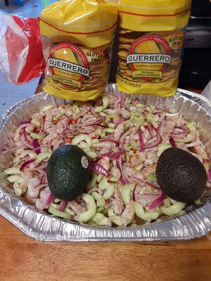 Vendo deliciosos a aguachiles estilo sinaloa for Sale in Oakland, CA