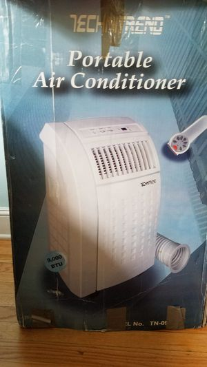Portable AC unit 9,000 BTU for Sale in Alexandria, VA