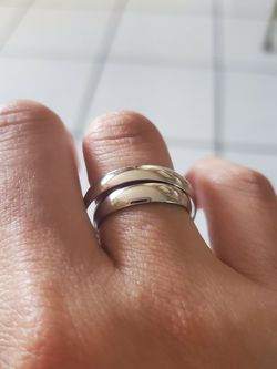 Wedding Bands SILVER RINGS for Sale in Hialeah,  FL
