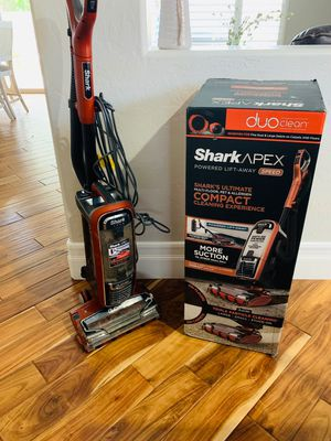 Shark apex vacuum cleaner needs new filter for Sale in Henderson, NV