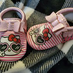 Freshly Picked X Hello Kitty Bow Moccs for Sale in Banning,  CA