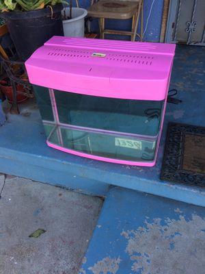 20 Gallon Aquarium/Fish Tank for Kids!!!🐟🐠🐡🐢 for Sale in Los Angeles, CA