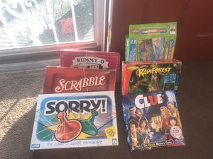 Board games & puzzles for Sale in Nashville, TN