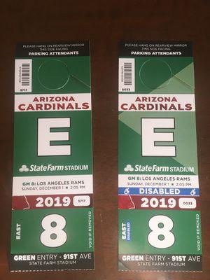 Rams VS. Cardinals for Sale in Litchfield Park, AZ