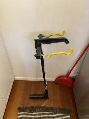 """Bike rack with 2"""" receiver for Sale in San Diego, CA"""