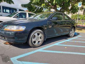 1998 Honda Accord V6 Runs ,Needs Work, $650 o.b.o Fix and Save ,Plate in Storage. for Sale in Ewa Beach, HI