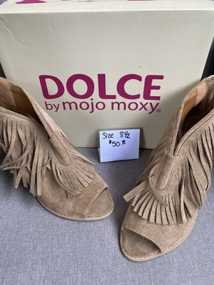 Dolce - fringe boots 8 1/2 for Sale in Canonsburg, PA