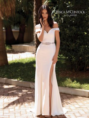 NWT Jessica McClintock Wedding Dress for Sale in West Dundee, IL