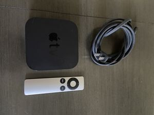 Apple TV. Not sure what version but it works as new for Sale in Hope Mills, NC