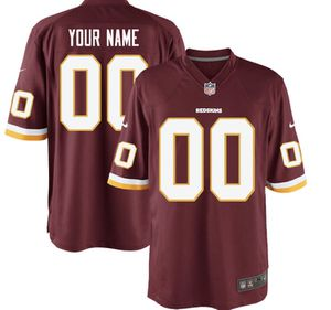 Washington Redskins Jerseys ALL PLAYERS/CUSTOM for Sale in Washington, DC