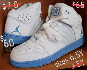 Air Jordan UNC blue Flights sneakers NEW for Sale in Inglewood, CA