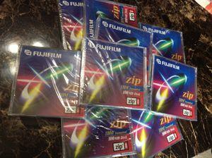 Fujifilm 100 mb disk - set of 10 for Sale in Steger, IL