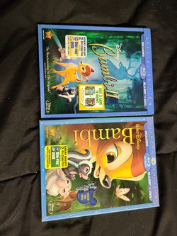 2 Disney Movies for Sale in Paris,  OH