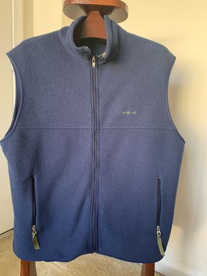 Patagonia Synchilla Blue Vest XL for Sale in Alexandria, VA