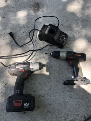 Craftsman impact wrench and driver for Sale in Frostproof, FL