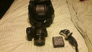 Nikon Coolpix p500 12.1 megapixels digital camera with 36 x Zoom excellent condition for Sale for sale  Marietta, GA