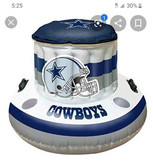 Cowboys inflatable cooler for Sale in Fresno, CA