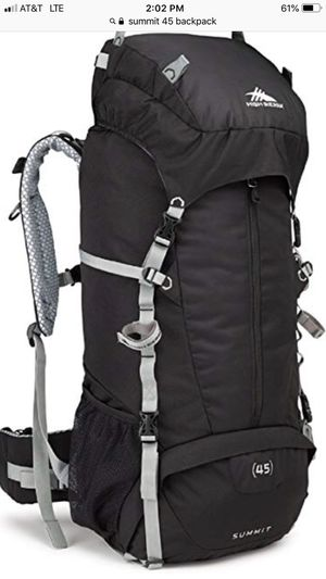 Summit 45 backpack never used original 180$ for Sale in Hickory, PA