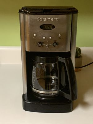 Cuisinart 12 Cup Programmable Coffee Maker for Sale in McDonough, GA