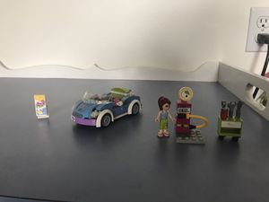 Lego friends gas station for Sale in Tacoma, WA