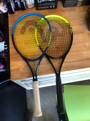 BRAND NEW TENNIS RACKETS for Sale in Puyallup, WA