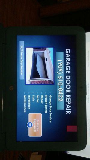 Garage door repair for Sale in Norco, CA