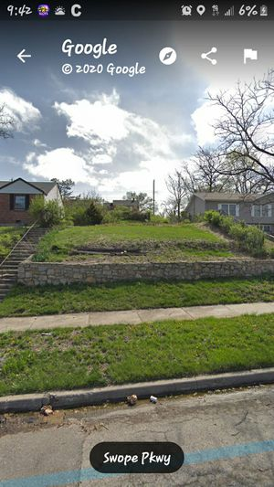 Swope Pkwy Vacant Lot for Sale in Kansas City, MO