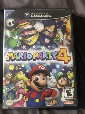 Mario Party 4 Gamecube for Sale in Chula Vista, CA
