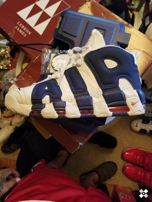 Nike's, Jordans, Uptempos, AF1s , KD shoes for Sale in Wichita, KS