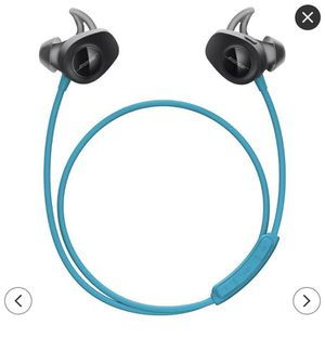 Bose SoundSport Aqua Wireless Bluetooth Earbuds with Mic L@@K! for Sale in Newportville, PA