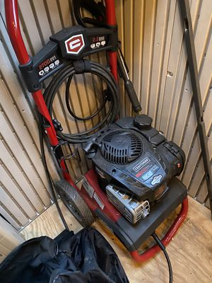 Pressure washer and tools for Sale in Newportville, PA