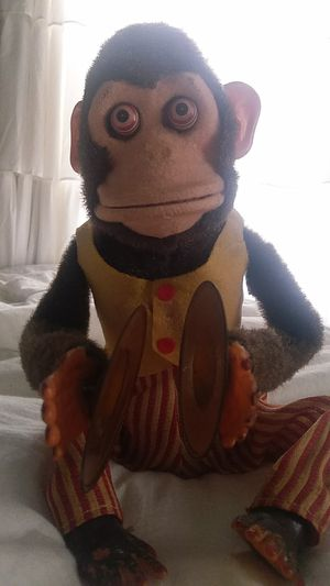 Vintage Monkey with cymbals for Sale in Clarksburg, WV