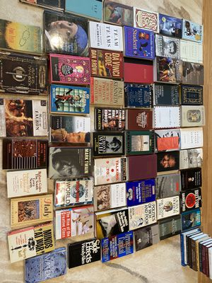 Over 70 like new books for Sale in Newton, MA