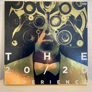 The Complete 20/20 Experience - Justin Timberlake Vinyl Record LP for Sale in Miami, FL