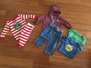 Baby boy bundle of clothes 12 months for Sale in Fairfax, VA