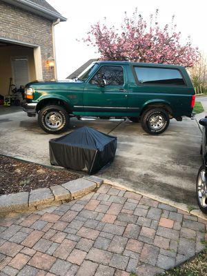 96 Ford Bronco for Sale in Johnson City, TN