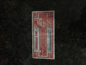 Canadian tire money for Sale in Bothell, WA