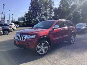 2013 Jeep Grand Cherokee for Sale in Everett, WA
