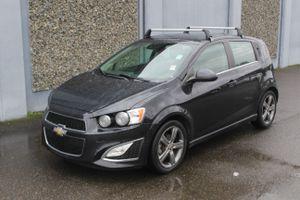 2014 Chevrolet Sonic for Sale in Auburn, WA