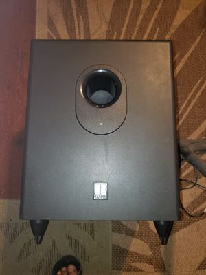 Home Theater Sub Woofer for Sale in Baker, FL