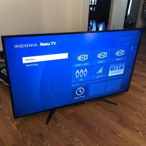 Insignia Smart 55' TV for Sale in Graham, WA