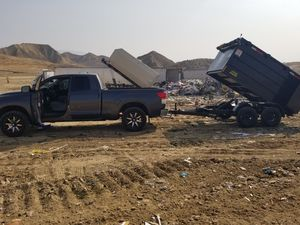 DUMP TRAILER for Sale in Moreno Valley, CA