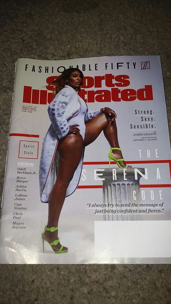 Sports Illustrated Fashion Issue 2019