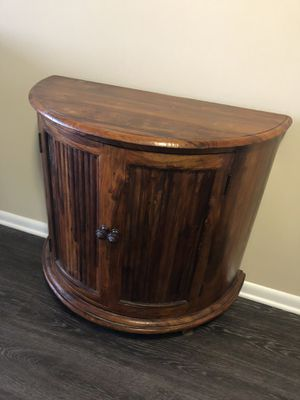 Wood Cabinet or TV Stand for Sale in Alexandria, VA
