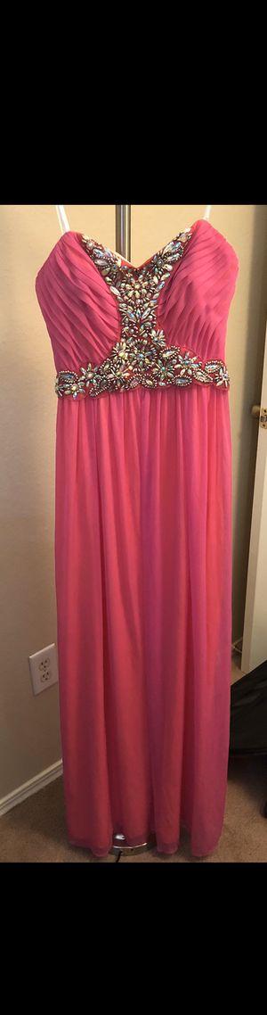 Medium prom dress for Sale in Fairfax, VA