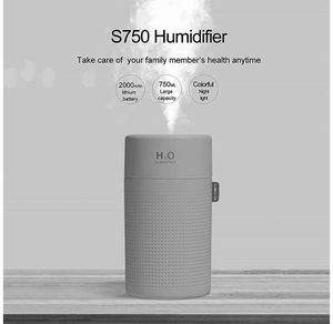 Rechargeable Humidifier | Brand: H20 for Sale in Santa Ana, CA