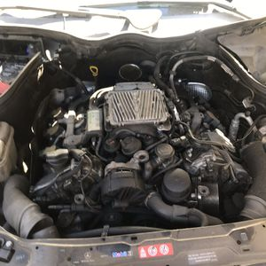 C230 Mercedes 2006 parts only not for sale no catalytic converters for Sale in Fresno, CA