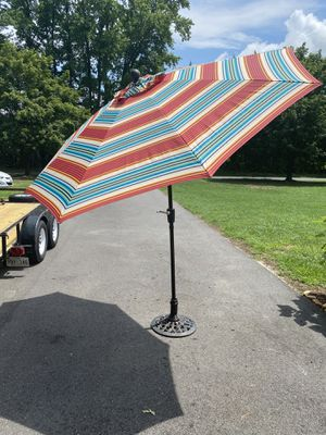 Bed Bath and Beyond 9 ft patio umbrellas for Sale in Preston, MD