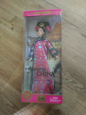 Princess of China Collectors Edition Barbie doll for Sale in Margate, FL