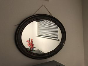 Oval Shaped Mirror for Sale in Orlando, FL